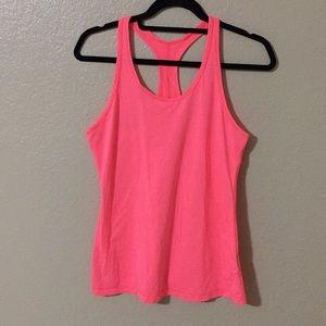 Pink Nike Halter tank size L
